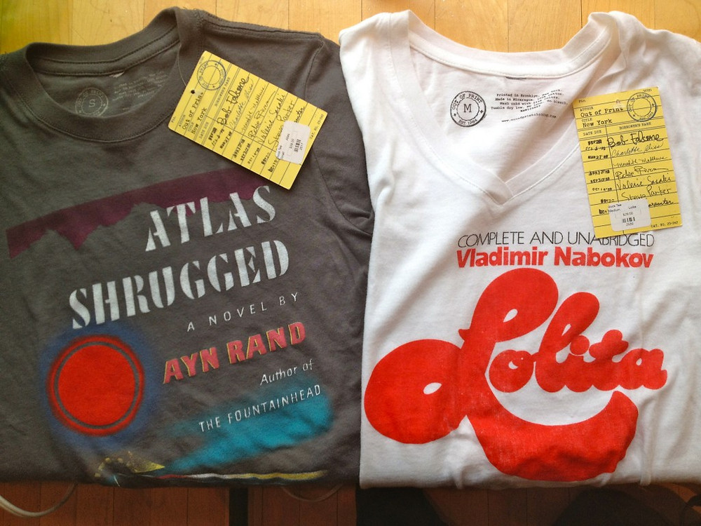 Out of Print Ts