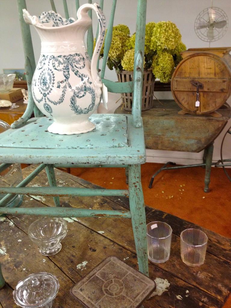 Furniture at Luscious Boutique