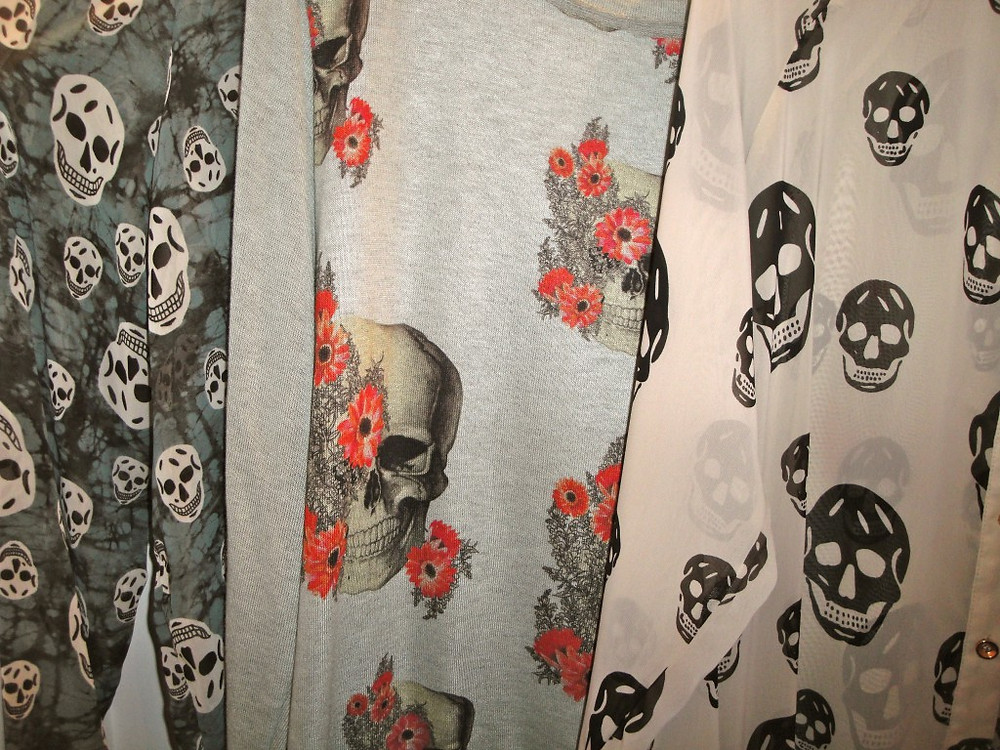 Skulls at Luxe+Charm