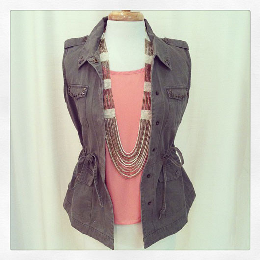Kittson vest