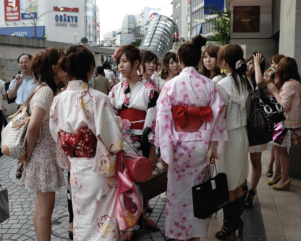 Yukata Convention
