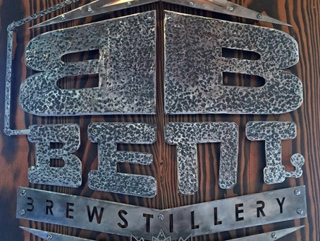 A Stop At Bent Brewstillery
