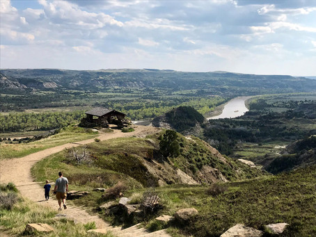 The Wild Reaches of Theodore Roosevelt National Park