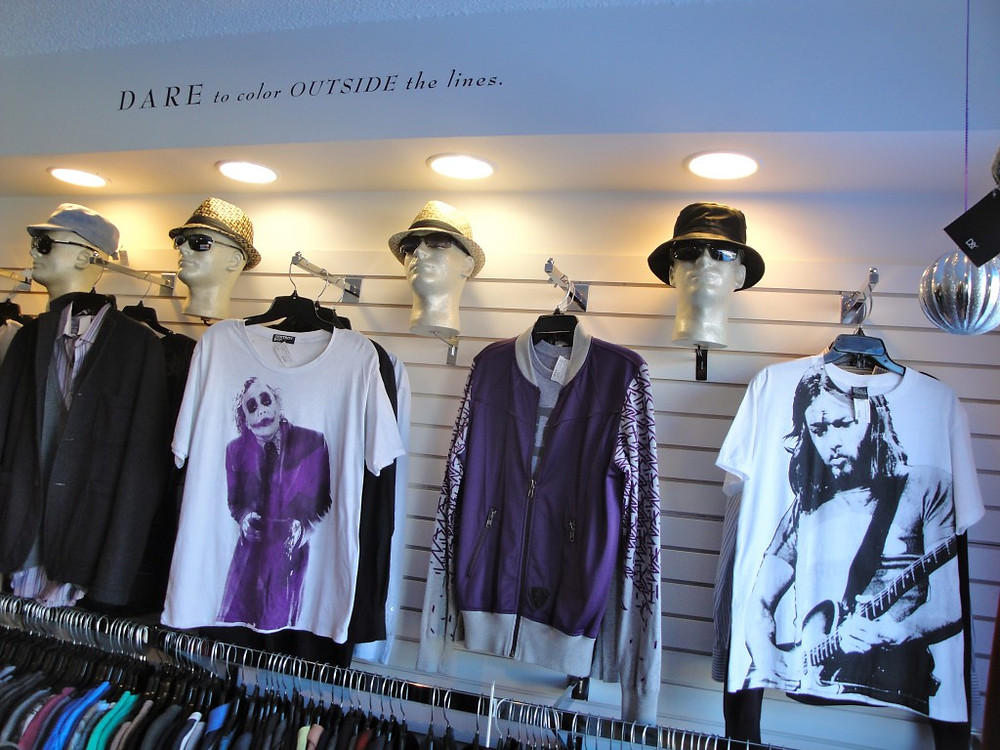 Men's Clothes at The Closet on River