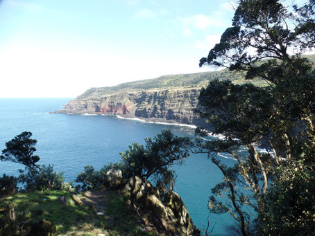 A Midwesterner's View of The Azores Islands