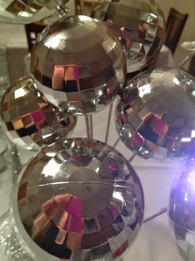 Mirror Balls at Midnight