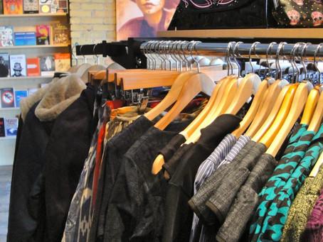Winnipeg: Shopping in Osborne Village