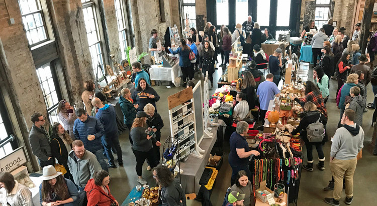 Indie Crafts, Art Shows, And A Handmade Christmas