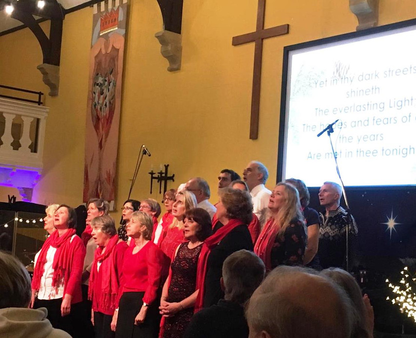Solid Ground Gospel Choir