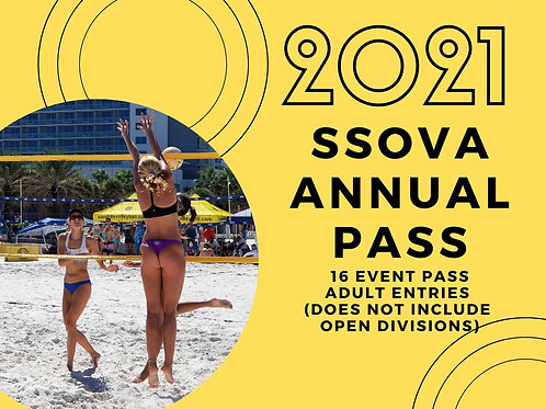 2021 Annual Adult Pass ($560 in Savings)