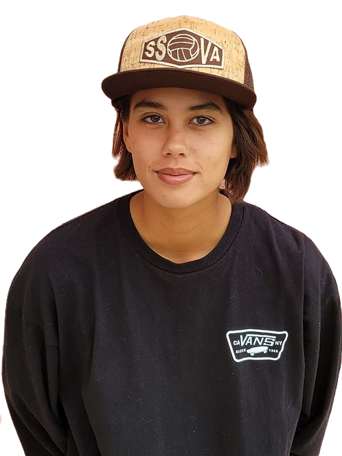 SSOVA Snapback Hat Cork