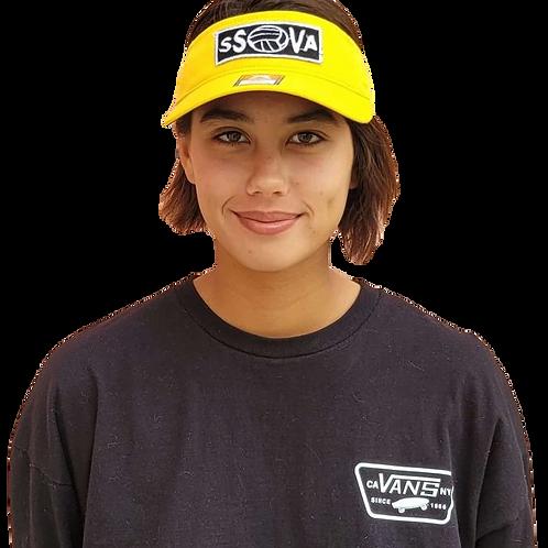 SSOVA Yellow Visor