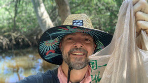 Peaceful Green Warrior Of The Month: July 2020 Dan Greivell- Cleaning Our Planet One Walk At A Time!
