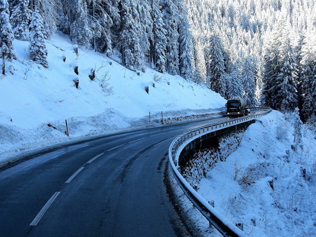 Why is Commercial Vehicle Brake Failure More Common in Winter?