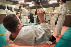 La préparation physique  au jujitsu
