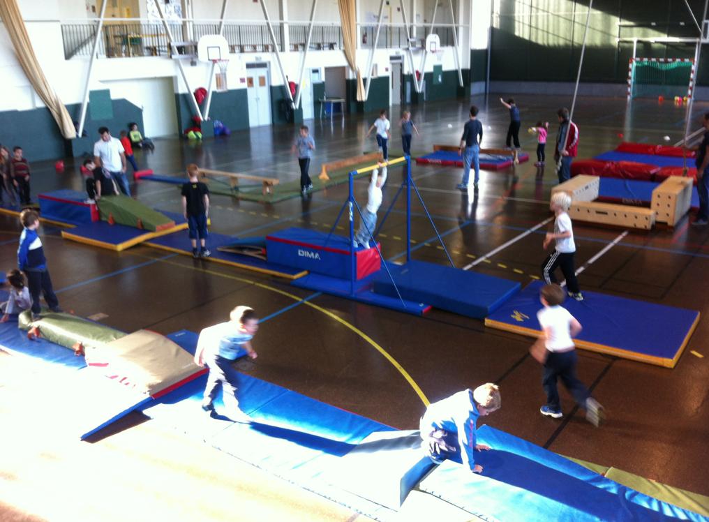 activité gym