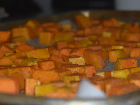 Carrot mirepoix