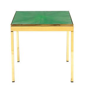 Bedside Table Green Rays.jpg