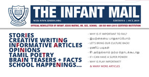 The Infant Mail | Oct 2019