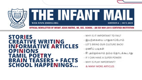 The Infant Mail   Oct 2019