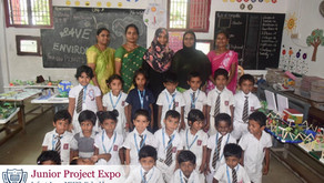 Junior Project Expo 2018