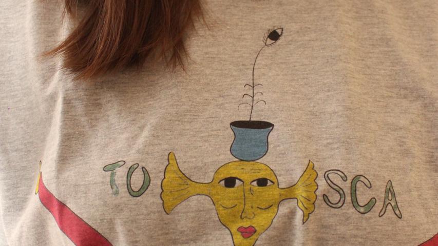 Camiseta Zine