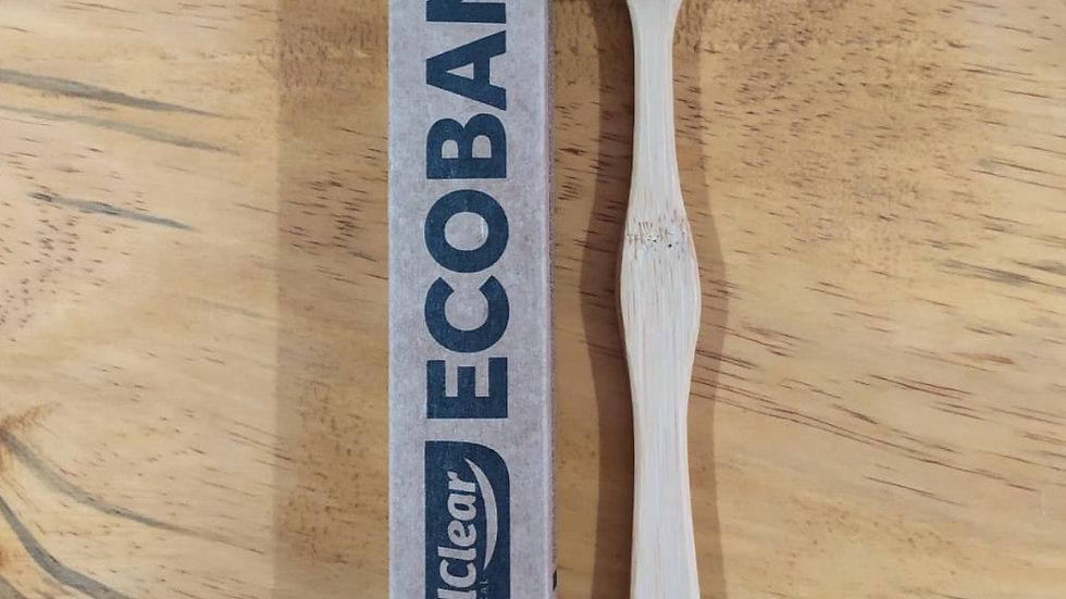 Escova Dental em Bambu