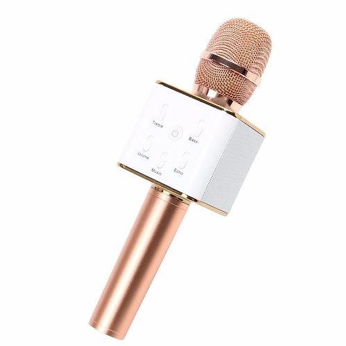 Tuxun Q7 ROSE GOLD (мощность 6Вт) Время работы до 8 часов.