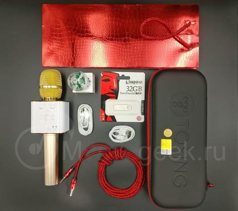 Комплектация и подарки Tosing Q11
