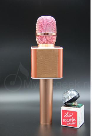 Tosing Q12 розовый, колонка