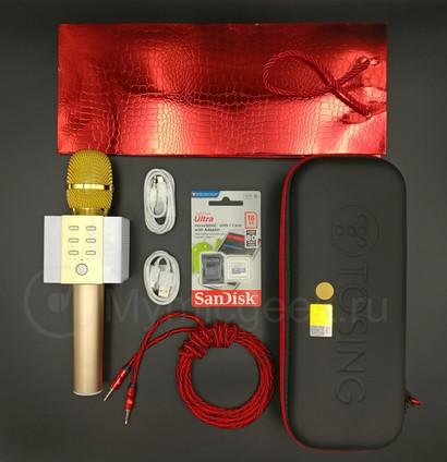 Комплектация и подарки Tosing Q008