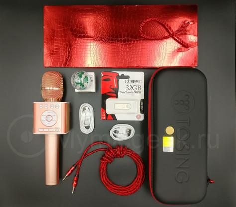 комплектация и подарки Tosing Q12
