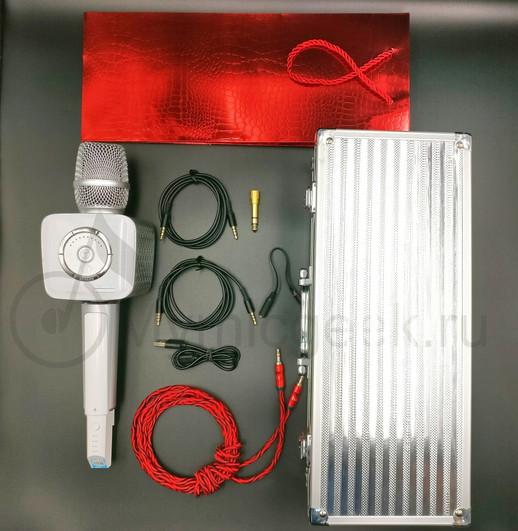 Комплектация и подарки Tosing V1