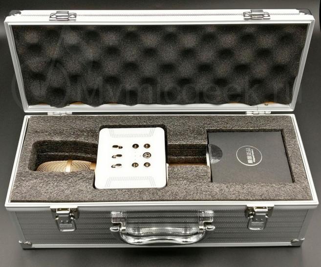 чемоданчик в комплекте