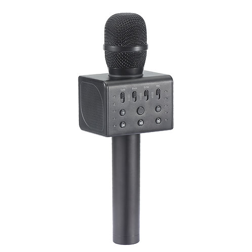 MicGeek Q11 Black(мощность 11Вт) Время работы до 8 часов