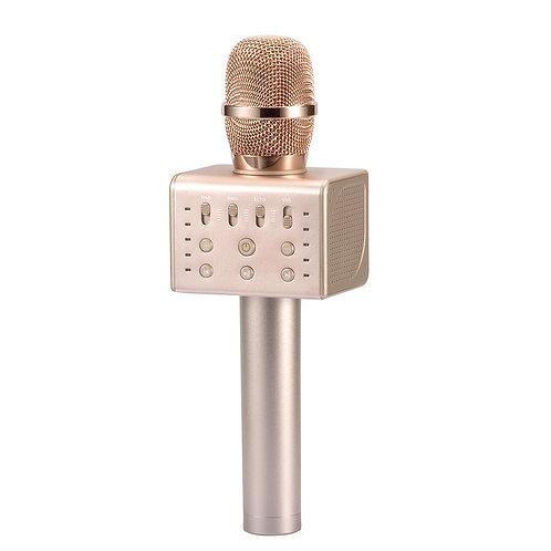 MicGeek Q11 Rose Gold(мощность 11Вт) Время работы до 8 часов