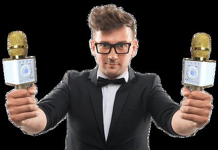 Беспроводные караоке микрофоны TUXUN куп