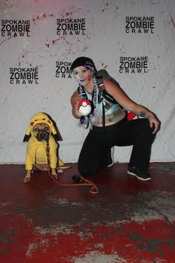Spokane Zombie Crawl Events
