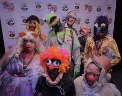 Spokane Zombie Crawl Muppets