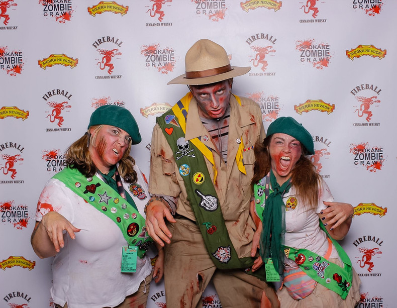 Coolest Themed Pub Crawl in Spokane, WA