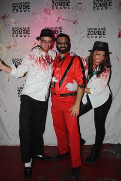 Spokane Zombie Crawl MJ