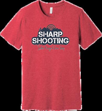 BELLA+CANVAS ® Unisex Short Sleeve Tee   Sharp Shooting