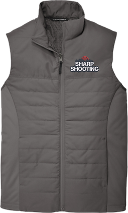 Insulated Vest | Sharp Shooting