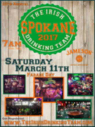 Spokane Pub Crawls