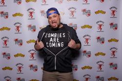 Spokane Zombie Crawl DJ One