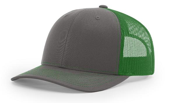 Richardson Trucker Hat 112 | Kelly Green Colorways