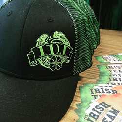 These are sweet hats! Don't miss out! www.theirishdrinkingteam