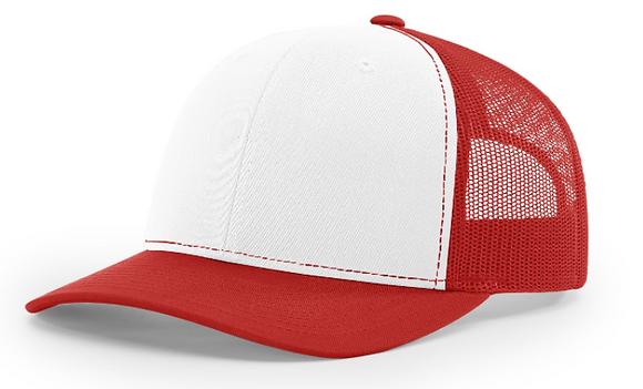 Richardson Trucker Hat 112   Alternate Colorways