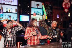 Spokane Zombie Crawl Nyne Bar