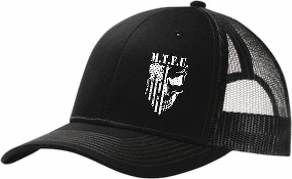 MTFU | Snapback Trucker Hat - Monogrammed